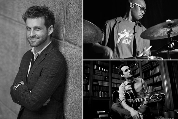Taylor Eigsti and Friends, featuring Julian Lage and Eric Harland